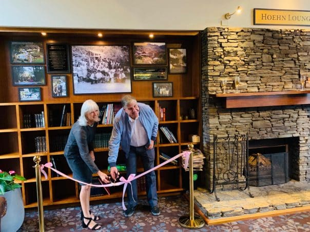 Puka Park opens lounge and bar to honour founders
