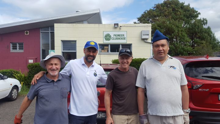 Pioneer Club House, new community partner in Manly